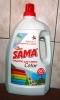 """Cредство для стирки Sама Color """"Яркость и насыщенность цвета"""""""