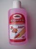 Жидкость для снятия лака SV E'Va витаминизированная С розовым маслом