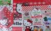"""Журнал Hello Kitty """"Стильный дом"""" модная кухня №1, издательство Sanrio"""
