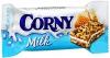 Злаковый молочный батончик с медом содержащий кальций Corny Milk
