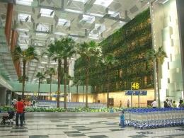 Аэропорт Чанги (Сингапур)