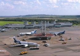 Аэропорт Пулково (Санкт-Петербург, Пулковское ш., д. 41А)