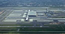 Аэропорт Suvarnabhumi (Бангкок, Таиланд)