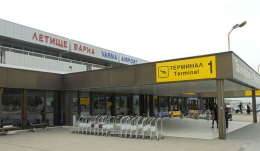 Аэропорт Варна (Болгария)