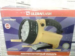 Аккумуляторный фонарь UF3753LED Ultraflash