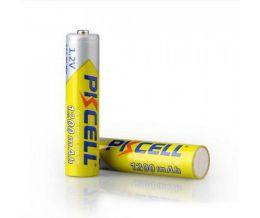 Аккумуляторы Pikcell 1,2v 1200 mAh тип AAA