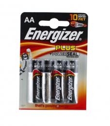 Алкалиновые батарейки Energizer Plus Power Seal