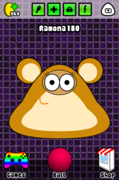 Игра Pou для Android