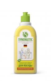 Антибактериальный гель для посуды Synergetic
