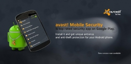 Антивирус avast! Mobile Security для Android