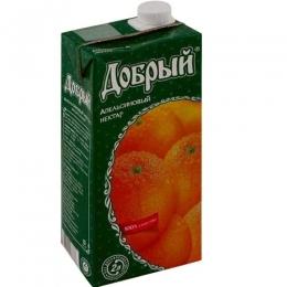 """Апельсиновый нектар """"Добрый"""""""