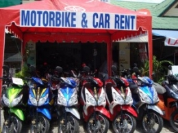 Аренда скутера на Пхукете (Таиланд)