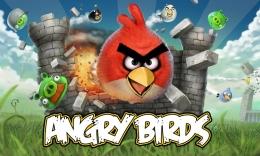 Аркада Angry Birds на Android