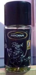 Ароматизатор воздуха Aroma Car pump spray Black