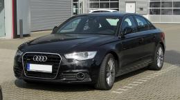 Автомобиль Audi A6 C7