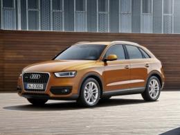Автомобиль Audi Q3