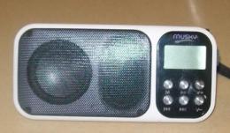Мини-акустическая система Musky HJ-92