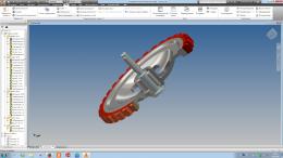 Программа для проектирования и 3D моделирования Autodesk Inventor для Windows