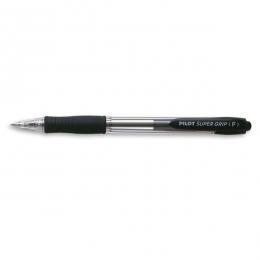 Автоматическая шариковая ручка Pilot Super Grip BPGP-10R-F