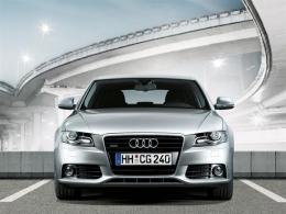 Автомобиль Audi A4 B8