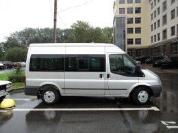 Автомобиль Ford Transit (6-е поколение)