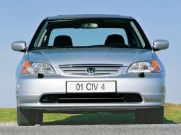 Автомобиль Honda Civic (6-ое поколение)