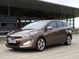 Автомобиль Hyundai i30 (2-ое поколение)