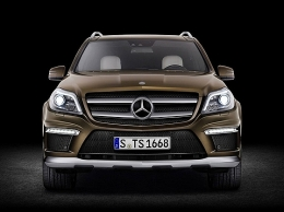 Автомобиль Mercedes-Benz GL (X166)