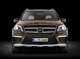 Автомобиль Mercedes-Benz GL (X166)