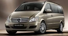 Автомобиль Mercedes-Benz Vito Van (2-е поколение)