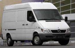 Автомобиль Mercedes-Benz Sprinter (1-ое поколение)
