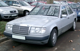Автомобиль Mersedes E-classe 124