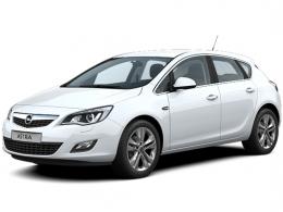 Автомобиль Opel Astra J (4-е поколение)