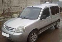 Автомобиль Peugeot Partner Travel