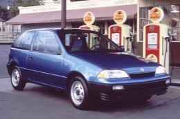 Автомобиль Suzuki Swift (1-ое поколение)