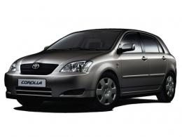 Автомобиль Toyota Corolla E120