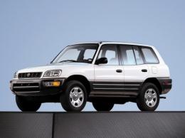 Автомобиль Toyota Rav 4 (XA10G 1 поколение)