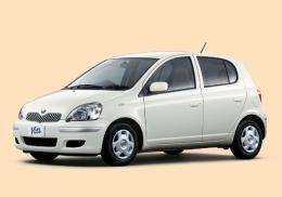 Автомобиль Toyota Vitz XP10