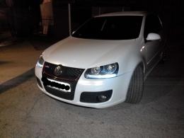 Автомобиль Volkswagen Golf V GTI