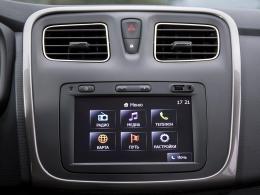 Автомобильная мультимедийная система MediaNav Renault