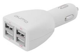 Автомобильное зарядное устройство Qumo Energy 200,24