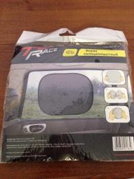 Автомобильный экран солнцезащитный на стекло Top Race 44х36 см