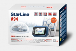 Автосигнализация StarLine A94 2can
