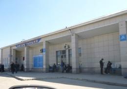 """Автостанция """"Сокол"""" (Липецк, ул. Богатырская, д. 2)"""