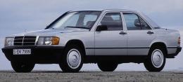 Автомобиль Mersedes E-classe 201
