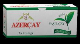 Зеленый чай с ароматом чабреца Azerçay