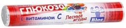 """Биологически активная добавка Bloc Глюкоза с витамином С """"Лесные ягоды"""""""