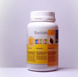 Биологически активная добавка Colors of life Баобаб Лайф