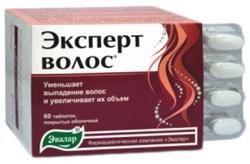 """Бад """"Эксперт волос"""" Эвалар"""