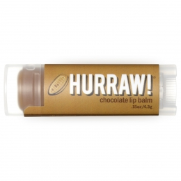 Бальзам для губ Hurraw! Chocolate lip balm